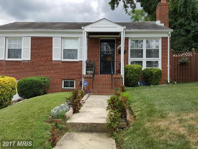 Hillcrest Estates, Hillcrest Gardens, Hillcrest Heights, Hillcrest Towne Single Family Home For Sale: 3415 27th Avenue