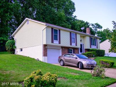 Bowie Single Family Home For Sale: 10210 Forestgrove Lane