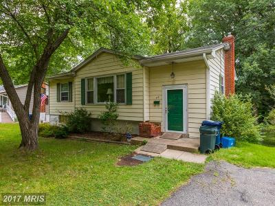 Greenbelt Single Family Home For Sale: 118 Greenhill Road