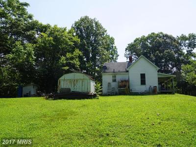 Aquasco Single Family Home For Sale: 23511 Neck Road