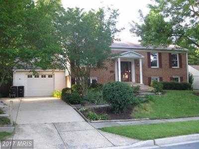 Laurel Single Family Home For Sale: 12009 Montague Drive