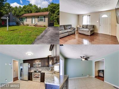 Upper Marlboro Single Family Home For Sale: 10711 Rhodenda Avenue