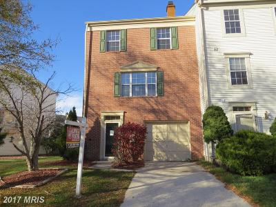 Laurel Townhouse For Sale: 11416 Hermosa Drive