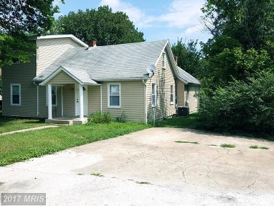 Temple Hills Single Family Home For Sale: 2902 Lime Street
