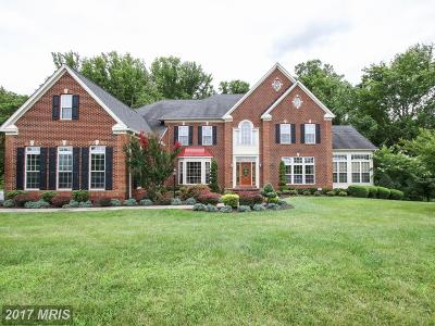 Bowie Single Family Home For Sale: 13905 Dawn Whistle Way