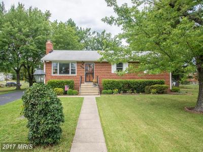 Forestville Single Family Home For Sale: 7800 Putnam Lane