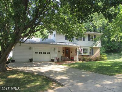 Greenbelt Single Family Home For Sale: 209 Lastner Lane