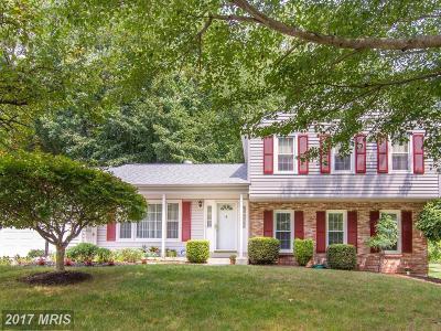 Upper Marlboro Single Family Home For Sale: 9309 Fairhaven Avenue