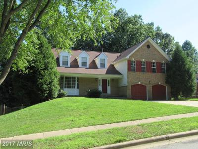 Bowie Single Family Home For Sale: 13503 Arrowwood Lane