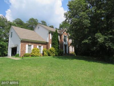 Glenn Dale Single Family Home For Sale: 11405 Kedleston Road