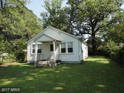 Riverdale Single Family Home For Sale: 5412 Patterson Street