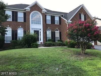 Silver Spring Single Family Home For Sale: 4312 Medallion Drive