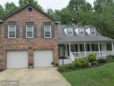 Bowie MD Single Family Home For Sale: $399,999