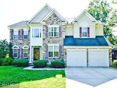 Fort Washington Single Family Home For Sale: 11508 Hickory Drive