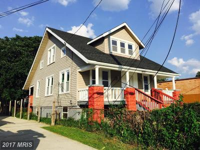 Hyattsville Single Family Home For Sale: 5619 Ager Road