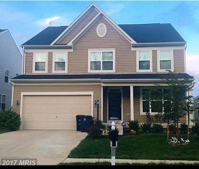Brandywine Single Family Home For Sale: 15218 Eve Way