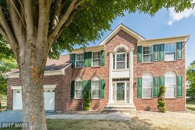 Bowie Single Family Home For Sale: 15104 Dennington Drive