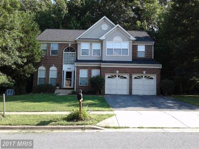 Upper Marlboro Single Family Home For Sale: 12801 Dunkirk Drive