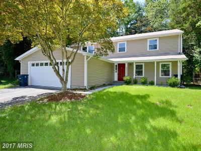 Upper Marlboro Single Family Home For Sale: 12901 Barnwell Place