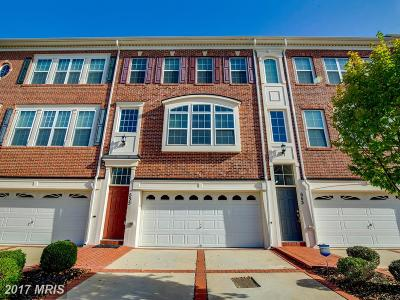 Upper Marlboro Townhouse For Sale: 555 Bolin Terrace