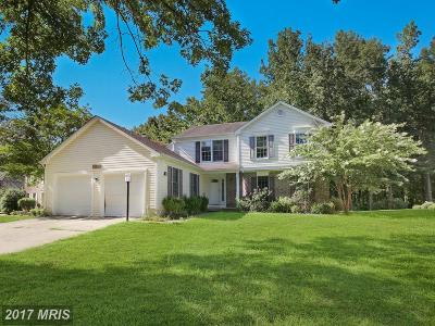 Bowie Single Family Home For Sale: 15105 Plum Tree Way