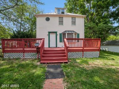 College Park Single Family Home For Sale: 9400 49th Avenue