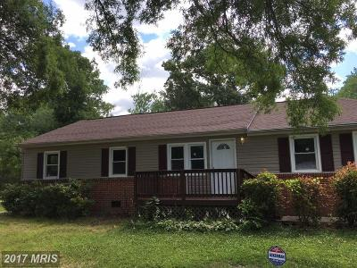 Accokeek Single Family Home For Sale: 750 Farmington Road W