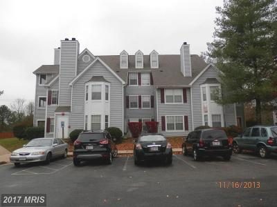 Upper Marlboro Rental For Rent: 13518 Lord Sterling Place #7-7