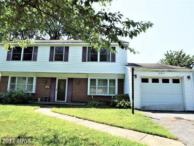 Bowie Single Family Home For Sale: 12511 Kemmerton Lane