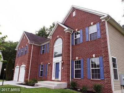 Upper Marlboro Single Family Home For Sale: 13602 Tree Leaf Court