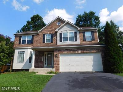 Laurel Single Family Home For Sale: 12212 Snowden Woods Road