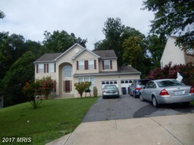 Hyattsville Single Family Home For Sale: 8920 Tonbridge Terrace