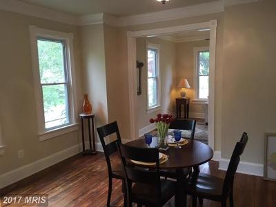 Hyattsville Single Family Home For Sale: 4101 Emerson Street