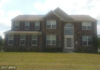 Upper Marlboro Single Family Home For Sale: 2305 Jumper Lane
