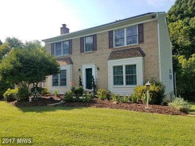 Upper Marlboro Single Family Home For Sale: 12506 Wallace Lane
