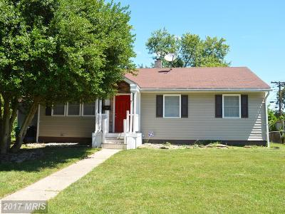 Fairlawn Single Family Home For Sale: 405 Domer Avenue