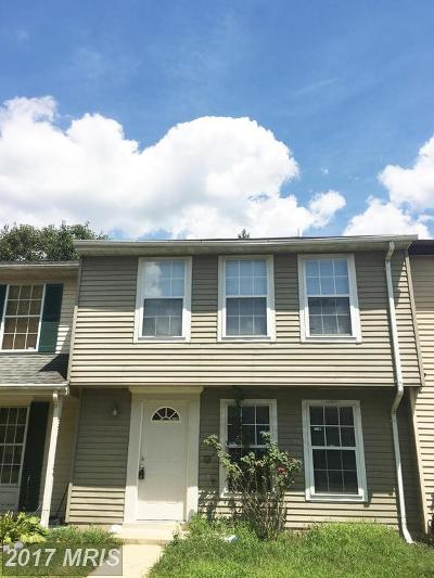 Clinton Townhouse For Sale: 7259 Sheila Turn