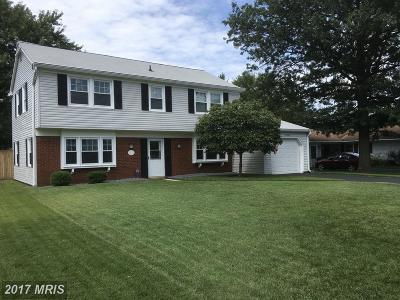 Bowie MD Single Family Home For Sale: $358,500