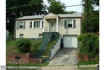 Temple Hills Rental For Rent: 3524 28th Parkway