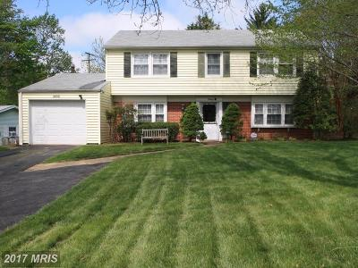 Bowie MD Single Family Home For Sale: $295,000