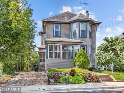 Prince Georges Single Family Home For Sale: 4315 Gallatin Street