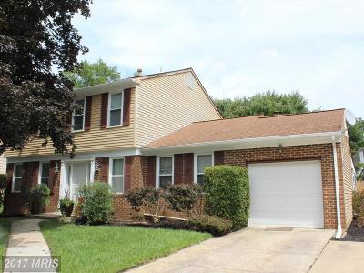 Glenn Dale Single Family Home For Sale: 12206 Sir Lancelot Drive