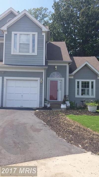 Hyattsville Rental For Rent: 6108 Rosedale Drive