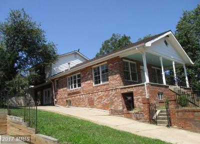Landover Single Family Home For Sale: 2108 Ohio Avenue