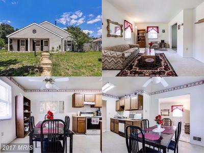 Laurel Townhouse For Sale: 12201 Pheasant Run Drive