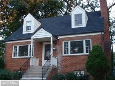 Beltsville Rental For Rent: 10433 43rd Avenue