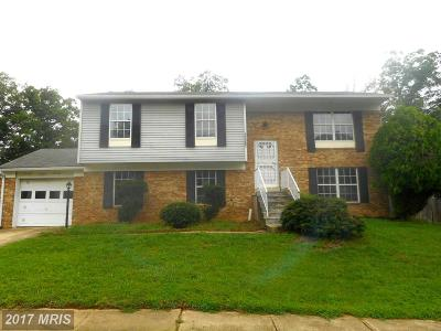 Clinton MD Single Family Home For Sale: $249,900