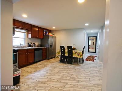 Capitol Heights Single Family Home For Sale: 911 Nova Avenue