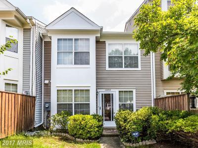 Laurel Townhouse For Sale: 14309 Dover Court