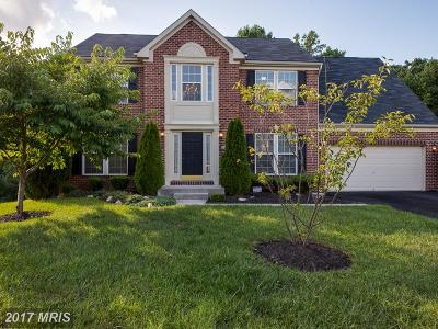 Upper Marlboro Single Family Home For Sale: 12300 Caldwell Manor Court